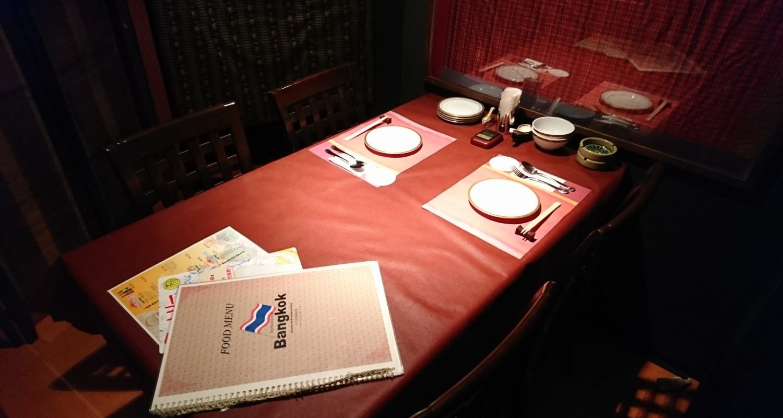 金沢市片町のタイ店内写真2